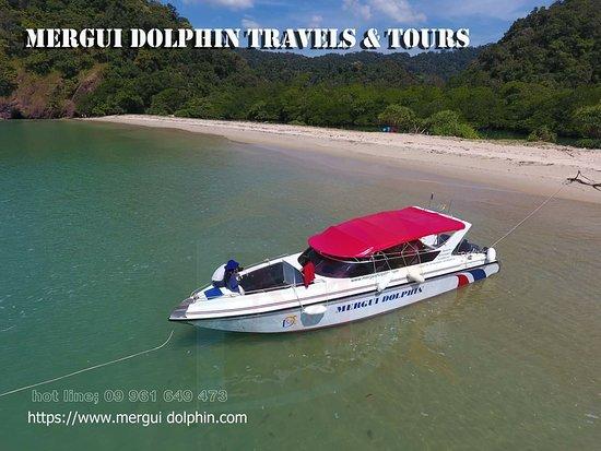 Myeik (Mergui) Archipelago, Birma: Mergui Dolphin Travel & Tours