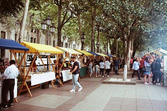 Tbilisi Street Market