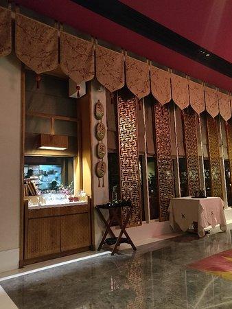 Nice oriental food