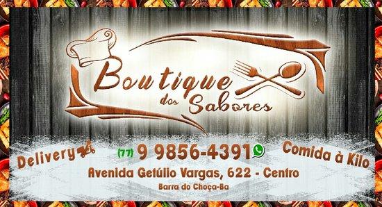 Barra Do Choca: Cartão de visita