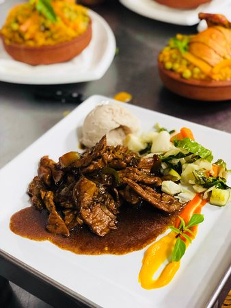!!😋Creating new dishes to the delight of our customers!!!👍🍽 - Picture of Bodega las Brisas, Cuba - Tripadvisor