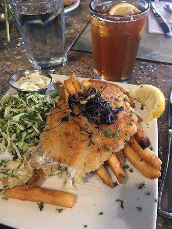 Best fresh fish & chips!!
