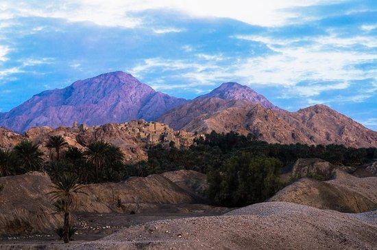 Nay Band Village: Nayband Village a Miracle in the Desert