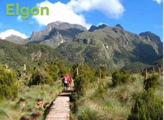 Mt. Elgon National Park: Mountain elgon