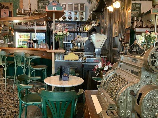 Cafe Bajer Ve dvore: Café Bajer Ve dvoře