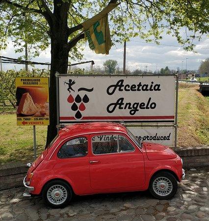 Acetaia Angelo_500 Fiat :)