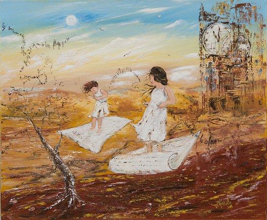 Art Atelier Peinture D'Angelo