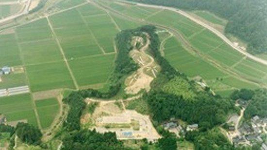 Ishizaka Nabeyama Kofun Burial Mound