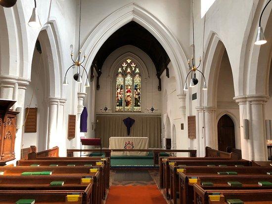 St Bene't's Church (Church of England)