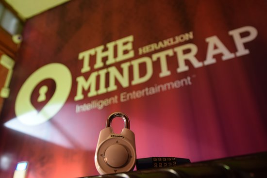 The MindTrap Heraklion
