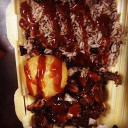 The Caribbean Shack: Boneless jerk chicken meals