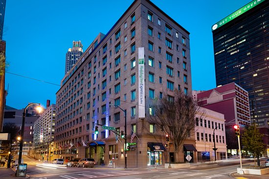 Holiday Inn Express Amp Suites Atlanta Downtown Updated