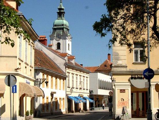 Radiceva Street