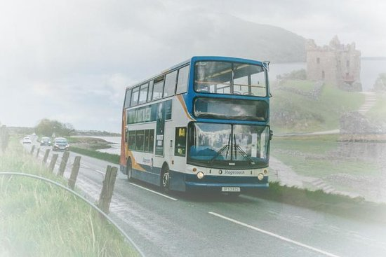 Explore the Highlands with Stagecoach Bus