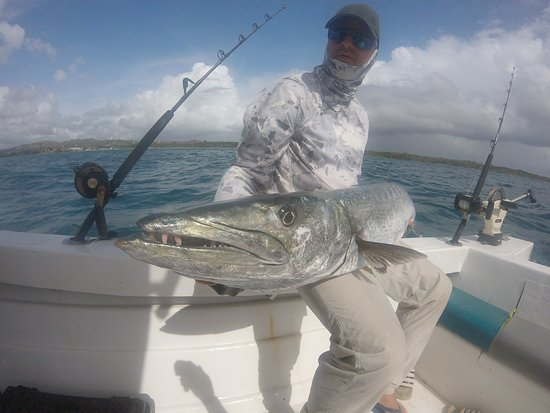 Fish Tobago Tours