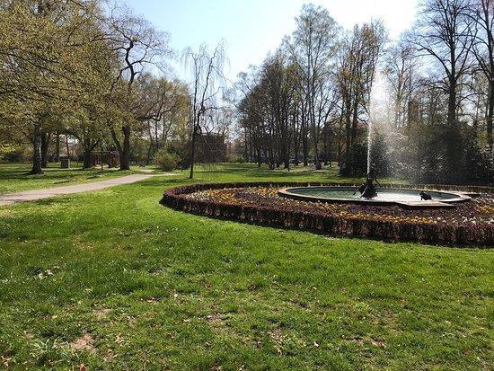 Minigolf im Rotenburger Schlosspark