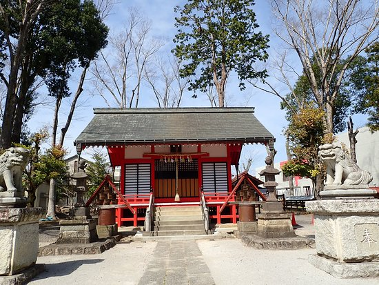 Suwahachiman Shrine