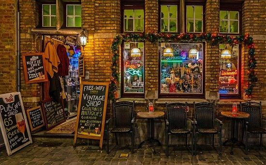 YESTERDAY'S WORLD, Brugge - Restaurantbeoordelingen - Tripadvisor