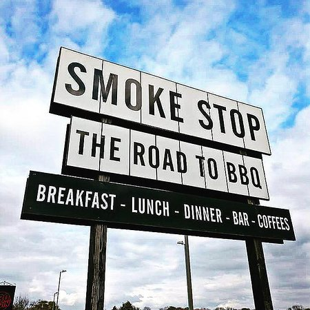 Smoke Stop BBQ. The Road To BBQ