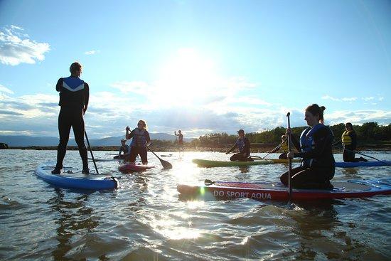 Suroît Aventures : Kitesurf - Planche à pagaie - Yoga