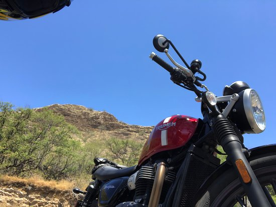 Big Kahuna Motorcycle Tours and Rentals