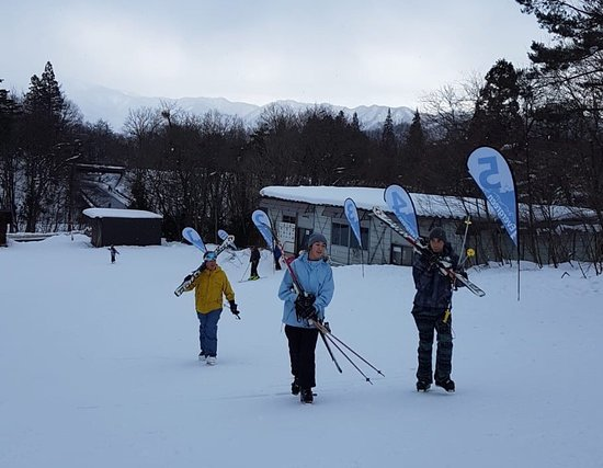 Evergreen International Ski School