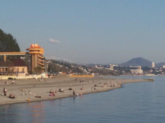 Dagomys, Nga: Дагомыс солнце и теплое море , что еще надо для счастья!