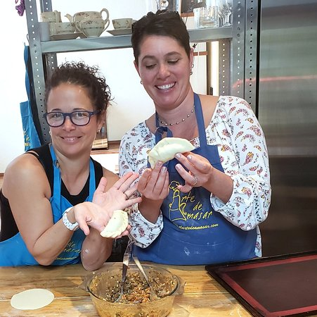 El Arte de Amasar Cooking Classes