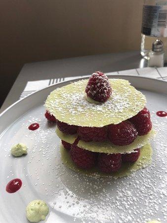 Encore un plat et un dessert Parfait 👏🏻