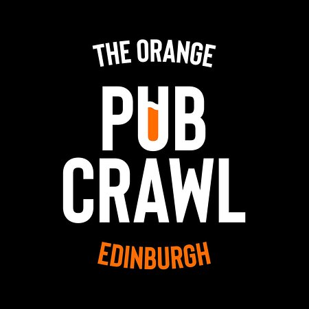 The Orange Pub Crawl