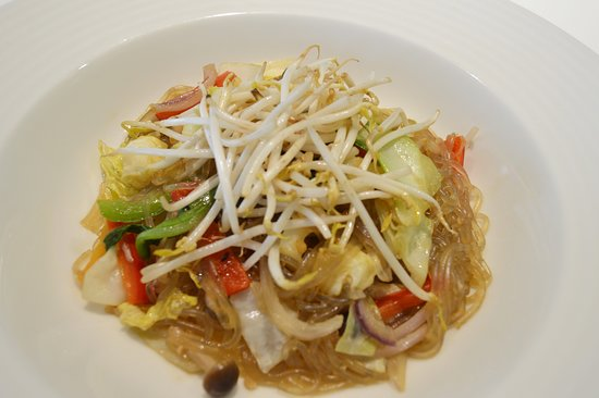 18. vegetable japchae