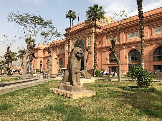 Half-Day Egyptian Museum Tour from Cairo: Kairo