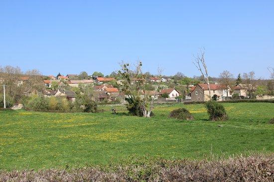 Le village de Royer