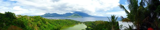 View from Ternate