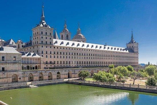 马德里组合:埃斯科里亚尔修道院和阿兰胡埃斯皇宫一日游