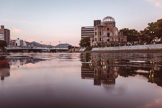 从京都出发的广岛和平纪念公园和宫岛岛之旅