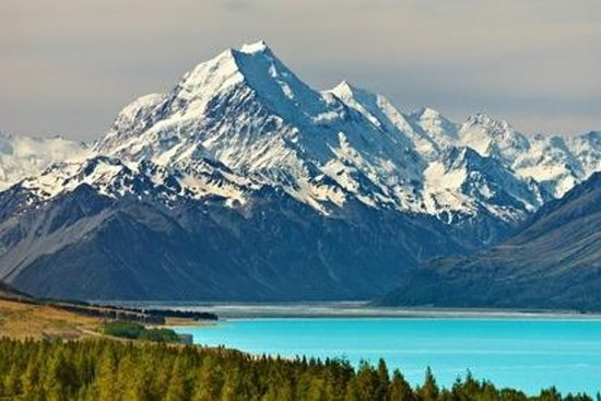 3-Day South Island Circle Tour from...