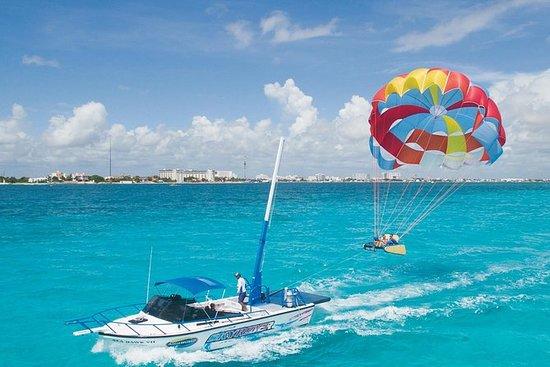 Cancun Parasailing Adventure