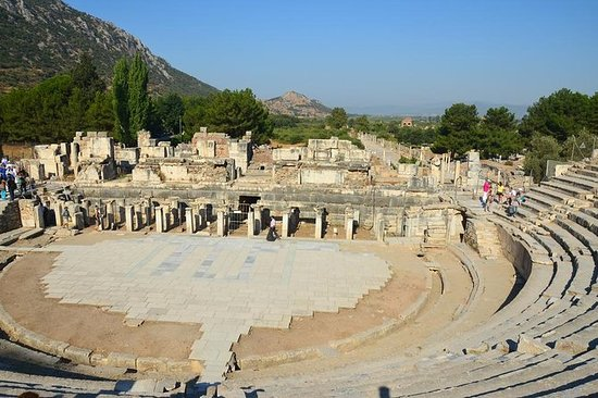 Small-Group: Ephesus and The House of...