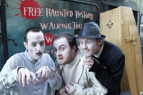 Dublin Gravedigger Ghost Tour