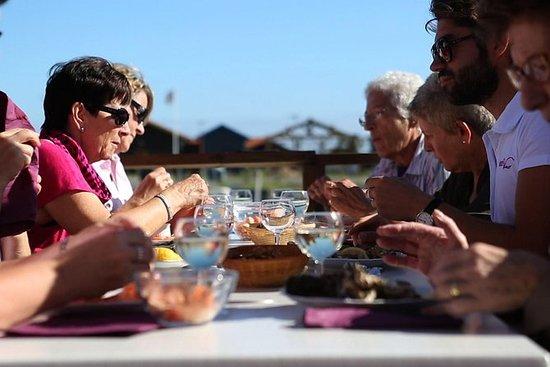 波尔多超级节省:小团体阿卡雄之旅,牡蛎品尝和午餐加梅多克葡萄酒之旅
