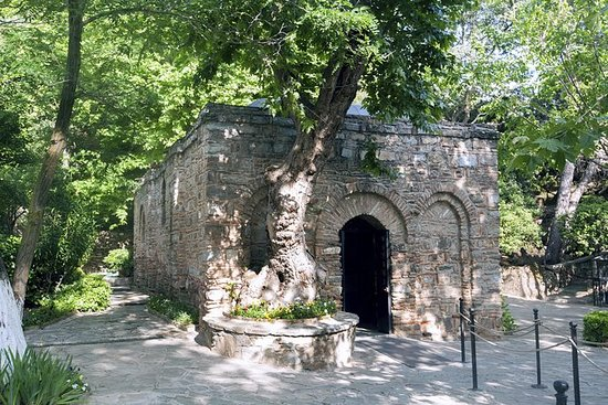以弗所,圣母玛利亚之家和Sirince村一日游从伊斯坦布尔出发,享用午餐和往返机...