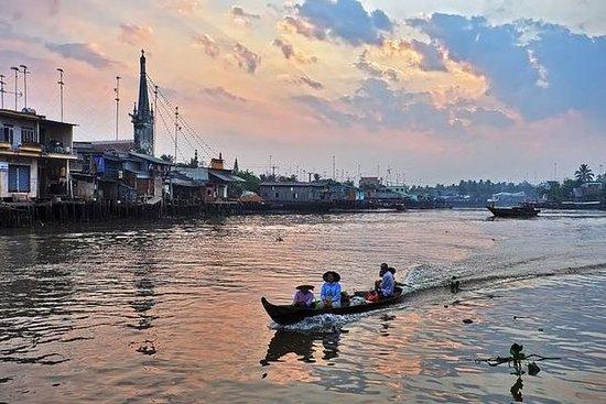 私人旅游:胡志明市的湄公河三角洲一日游