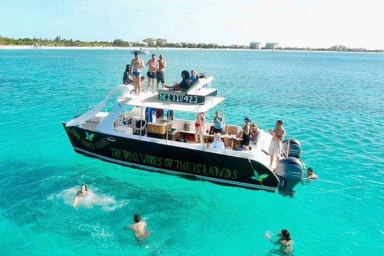 Half Day Grace Bay Snorkeling Cruise...