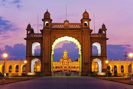 Privat tur: Mysore Palace og...