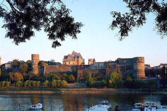 Billet coupe-file: château d'Angers