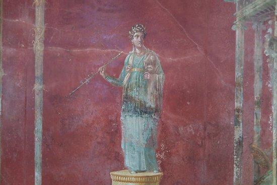 庞贝和Herculaneum Ercolano Fullday来自罗马