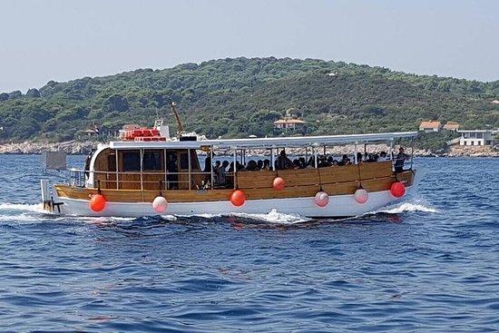 Bootstour auf den Inseln von Elaphite...