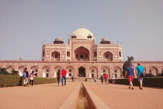 Private Old og New Delhi Full Day Combo...