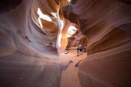 Antelope Canyon und Horseshoe Bend...